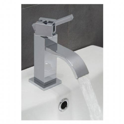 Vado V Instinct Smooth Bodied Mono Basin Mixer - Model Number INS-100/SB-C/P
